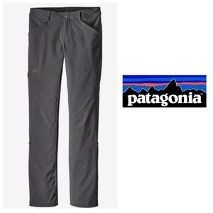Patagonia Quandary Hiking Pants in Grey